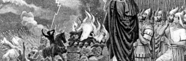 Samuēls spriež tiesu pār Israēlu