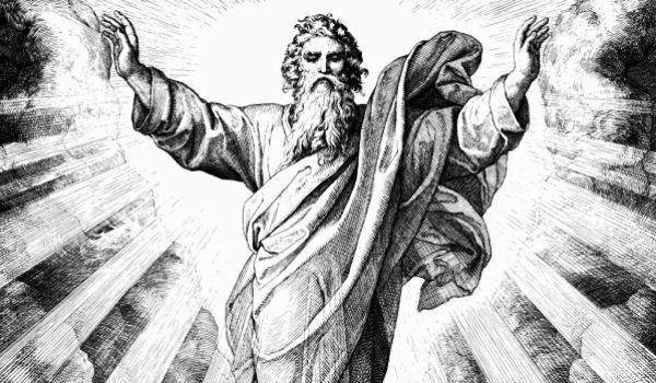 Viens vienīgais patiesais Dievs un Viņa radība