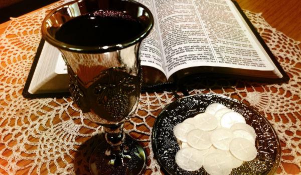 Svētais Vakarēdiens un ticības stiprināšana