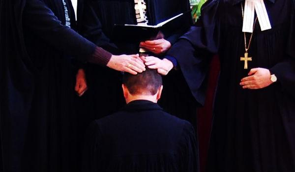 Svētais kalpošanas amats