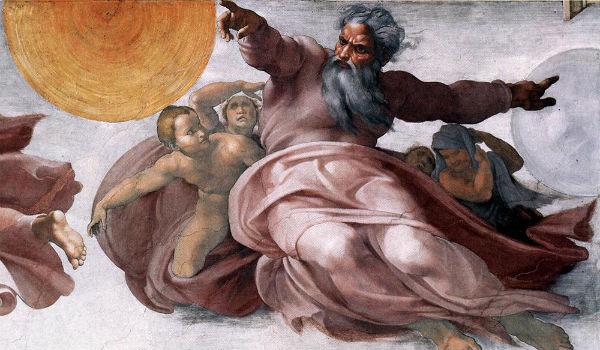 Dieva radīšanas darbs